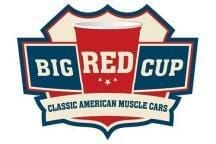 Big Red Cup Classic American Muscle Cars
