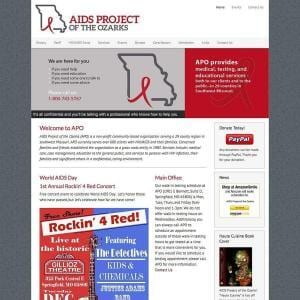 AIDS Project of the Ozarks
