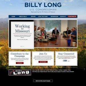 Billy Long For Congress