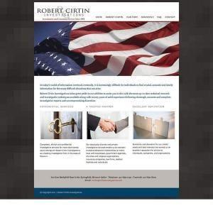 Robert Cirtin Investigations