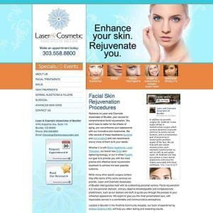 Laser and Cosmetic Associates of Boulder