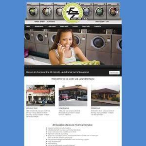 EZ Coin-Op Laundromat