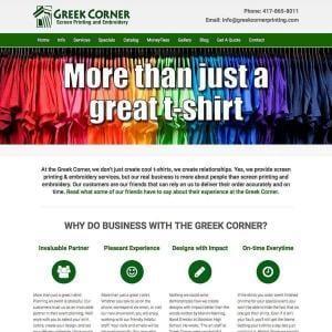 Greek Corner