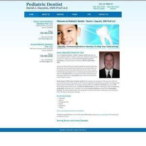 David J. Hayutin, DDS Prof LLC
