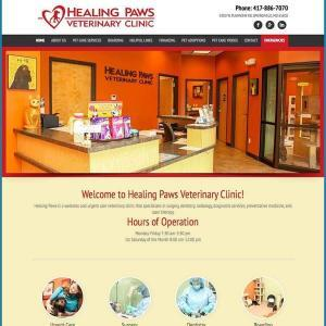 Healing Paws Veterinary Clinic