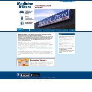 Medicine Store Pharmacy