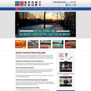 Sport Court New England