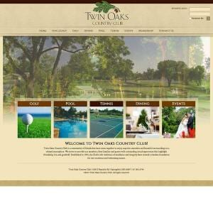 Twin Oaks Country Club