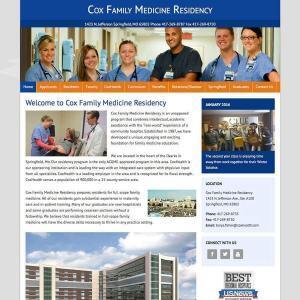 Cox Family Medicine Residency