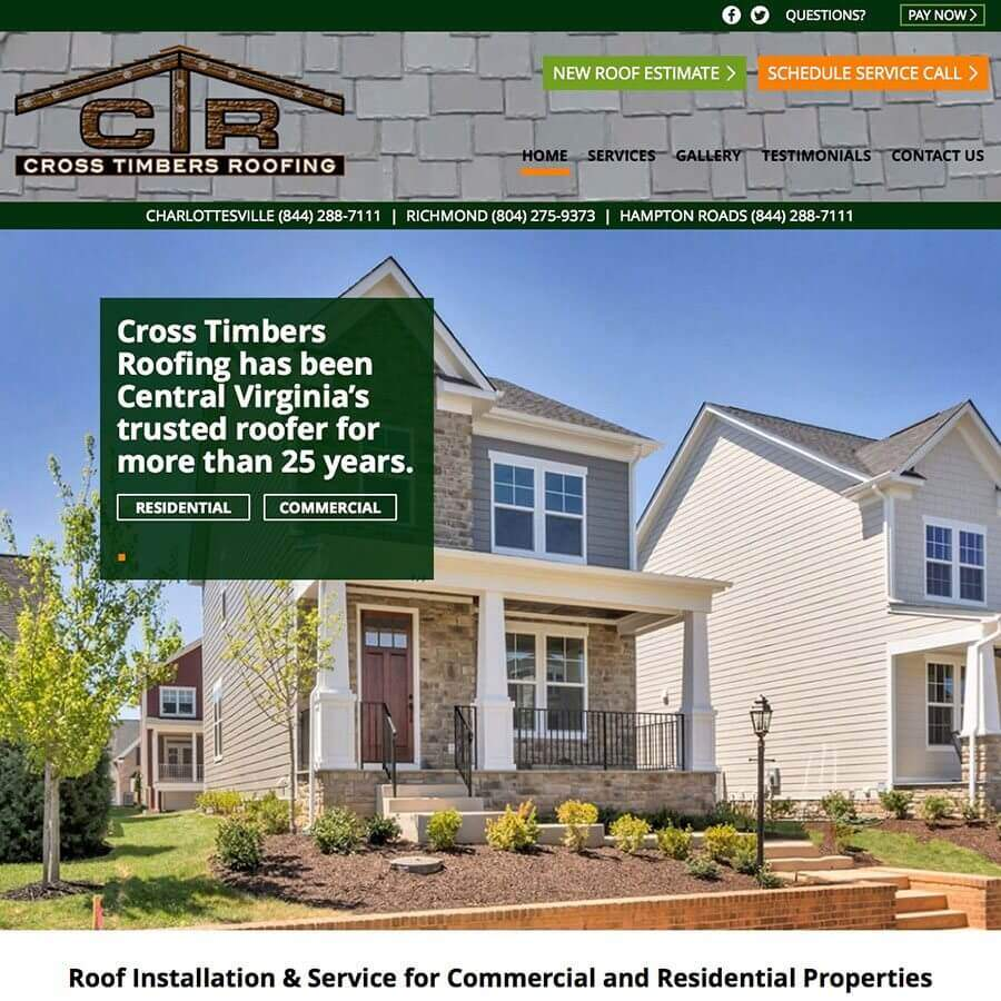Web Design Springfield Mo Wehrenberg Design Company