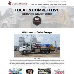 Coles Energy, Inc.