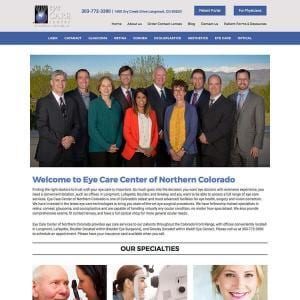 Eye Care Center of Northern Colorado