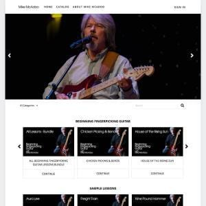 Mike McAdoo - Online Guitar Lessons