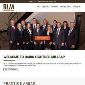 Baird Lightner Millsap, P.C.