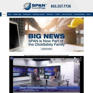 SPAN International Safety Workshops