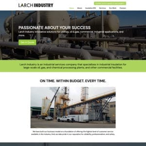 Larch Industry