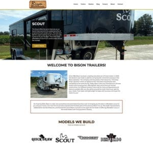 Bison Trailers